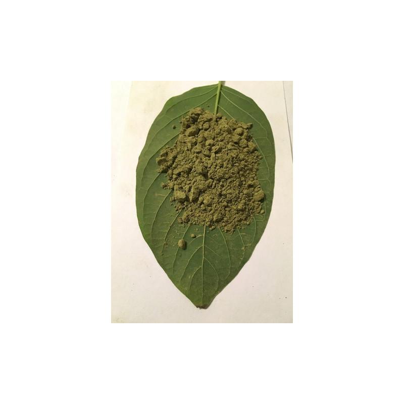 25 grs pó kratom green malay (mitragyna speciosa)