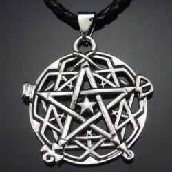 pingente pentagrama ref006