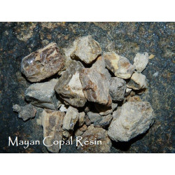 50 grs  incenso copal  asteca